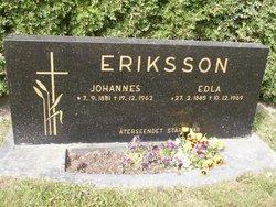 Edla Karlsdotter <i>Back</i> Eriksson