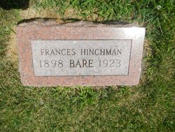 Frances <i>Hinchman</i> Bare