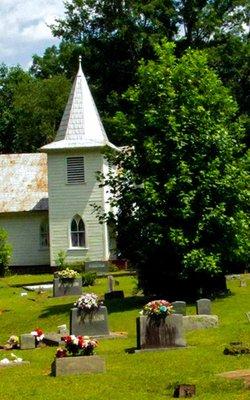 Gap Creek Baptist Church Cemetery