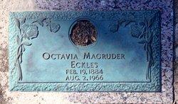 Octavia Abbey <i>Magruder</i> Eckles