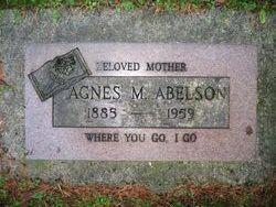Agnes <i>Christiansen</i> Abelson