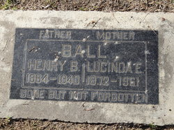 Lucinda Ellen <i>Simpson</i> Ball