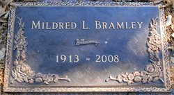 Mildred Johannetta <i>Lotz</i> Bramley