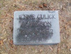 Jennie <i>Gulick</i> Clarkson