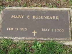Mary Elizabeth <i>Gray</i> Busenbark