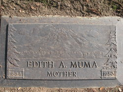 Edith Agnes <i>Dunlop</i> Muma