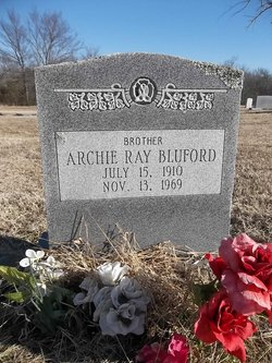 Archie Ray Bluford