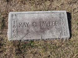 RAY C TAYLOR