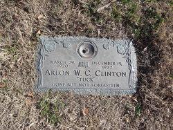 Arlon W C Tuck Clinton