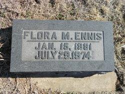 Flora Mertie <i>Thrasher</i> Ennis