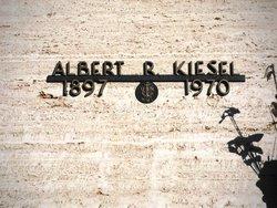 Albert R Kiesel