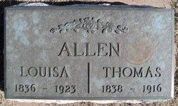 Louisa Allen