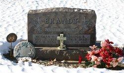 Janice E <i>Strause</i> Brandt