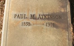 Paul Mortimer Atkinson