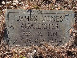 James Jones McAllister