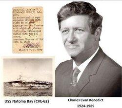 Charles Evan Benedict