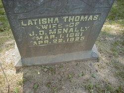 Latisha A. <i>Thomas</i> Mcnally