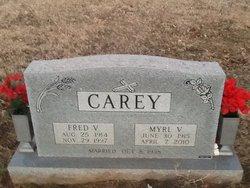 Myrl Vivian <i>Lundy</i> Carey