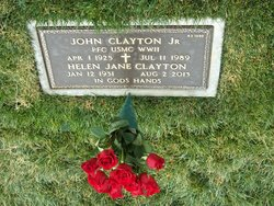 John Jack, Johnie Clayton, Jr