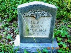 Lula J. Adams