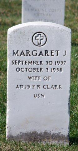 Margaret J Clark