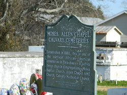 Allen Chapel Methodist Church Cemetery