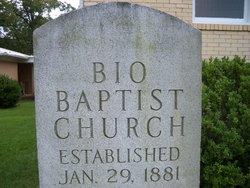 Bio Baptist Church Cemetery