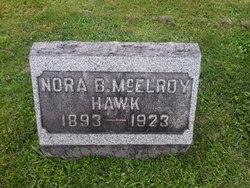 Nora Bell <i>Mcelroy</i> Hawk