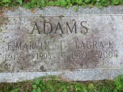 F. Marvin Adams