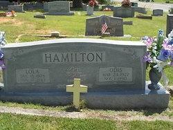 Lola Mae <i>Aycock</i> Hamilton