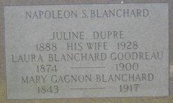 Juline <i>Dupre</i> Blanchard