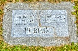 William Thomas Grimm