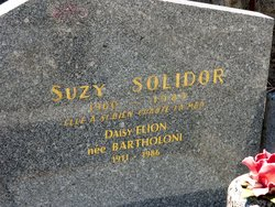 Lady Suzy Solidor