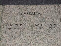 John Pershing Cassalia