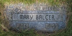 Mary <i>Malek</i> Balcer