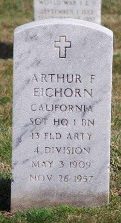 Arthur F Eichorn