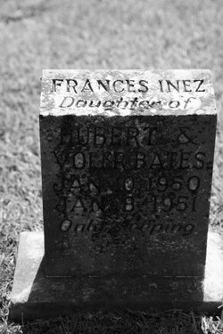 Frances Inez Bates