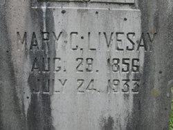 Mary Catherine <i>Baker</i> Livesay