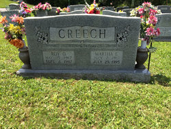 Roy Oscar Creech