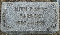 Ruth <i>Dodds</i> Barrow