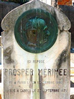 Prosper Merimee