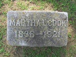 Martha Letitia <i>Shumate</i> Cook