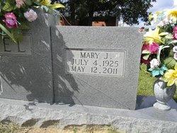 Mary Josie <i>Sims Creel</i> Burks