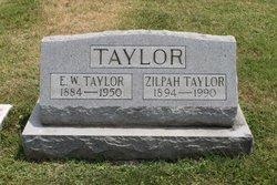 Zilpah Mayne <i>Austin</i> Taylor