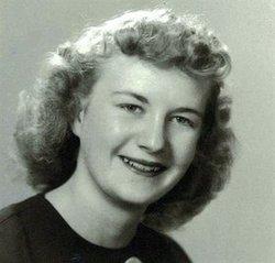 Jacqueline Dorothy Jackie <i>Finch</i> Cole