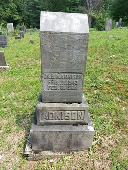 Dr Benjamin H Adkison