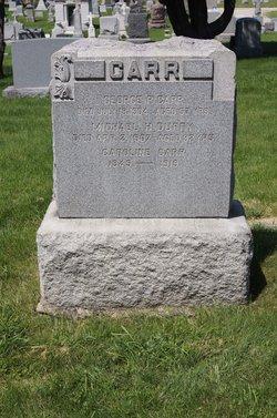 Mary Isadora Don-Don <i>Carr</i> Whelan