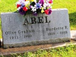 Olive Lois <i>Graham</i> Abel