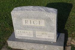 Clara E Rice