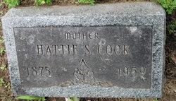Hattie Sophia <i>Jennings</i> Cook